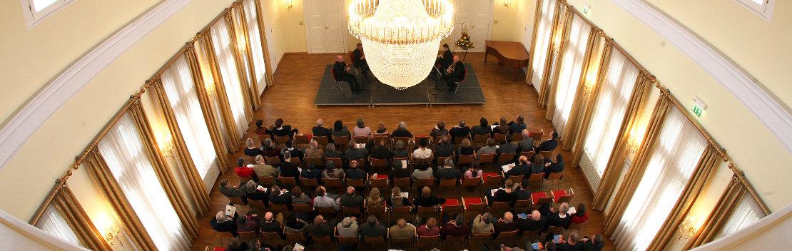 Schinkelsaal, Fotografie von Ronny Hartmann (2010, Magdeburg)